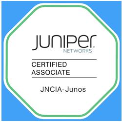 JNCIA- JUNOS - Enterprise Routing & Switching