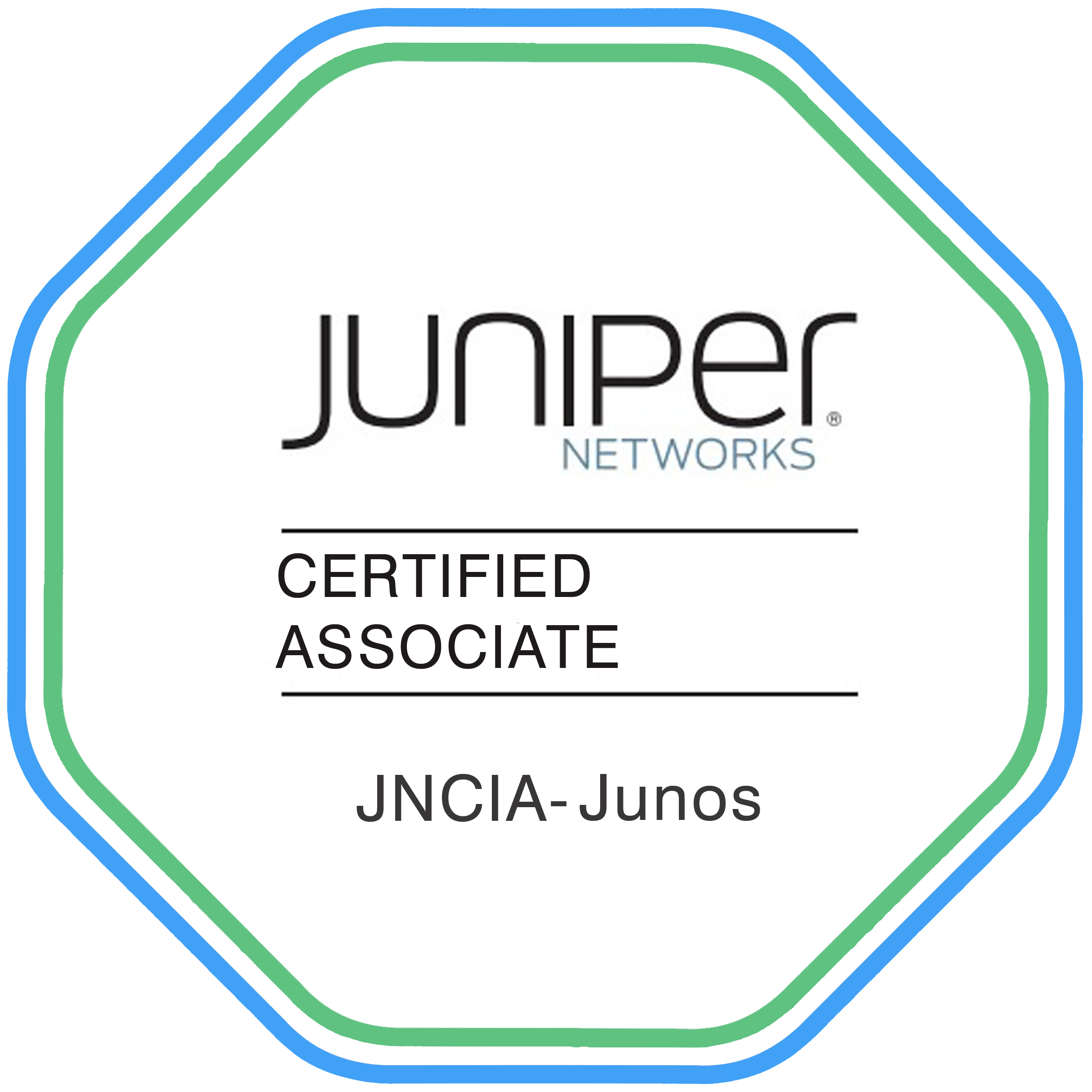 Data Center Certification Track - JNCIA- JUNOS