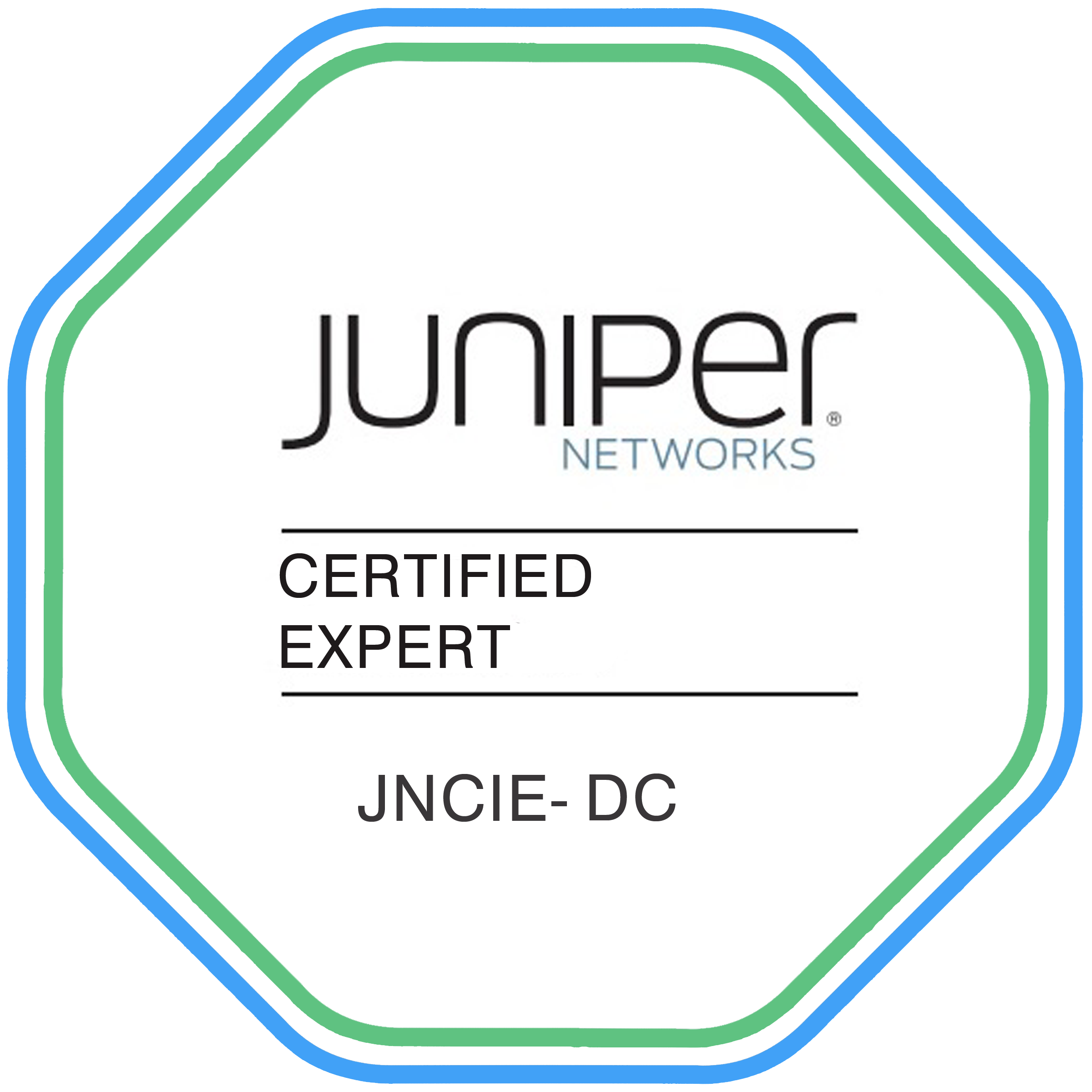 Data Center Certification Track - JNCIE- DC