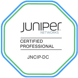 Data Center Certification Track - JNCIP- DC