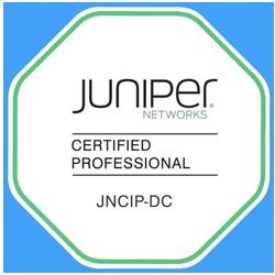 Data Center Certification TRACK - JNCIP- DC