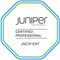 Enterprise Routing and Switching Professional (JNCIP-ENT)