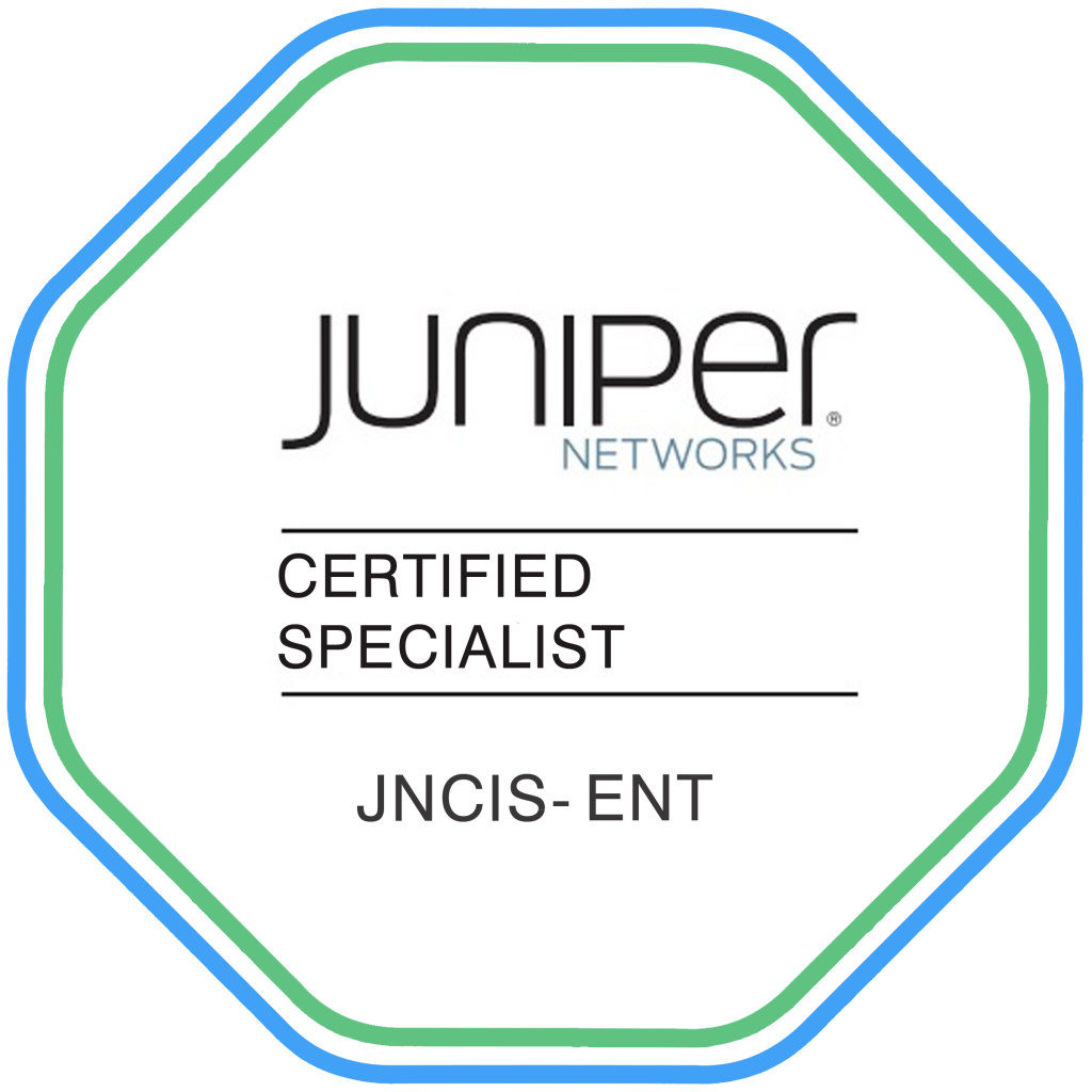 Enterprise Routing and Switching Specialist (JNCIS-ENT)