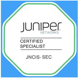Security Specialist (JNCIS-SEC)