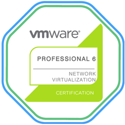 Network Virtualization Certification VMware VCP6-NV