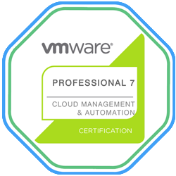 VMware Certified Professional - Cloud Management and Automation 2019 (VCP-CMA 2019)