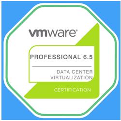VMware Certified Advanced Professional — Data Center Virtualization Design (VCAP6.5-DCV)