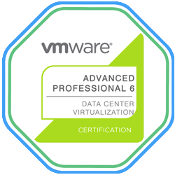 VMware Certified Advanced Professional 6 - Data Center Virtualization Deploy (VCAP6-DCV)