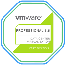 VMware Certified Professional - Data Center Virtualization (VCP-DCV)