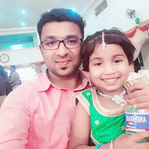 Shan Vel, India